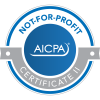 AICPA Not-for-profit Certificate II Badge