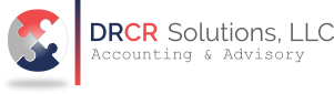 DRCR Solutions, LLC   Nonprofit Outsourced Accounting   Nonprofit Outsourced Bookkeeping   Nonprofit Accounting Services Logo