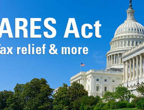 COVID-19 relief: Overview of the CARES Act